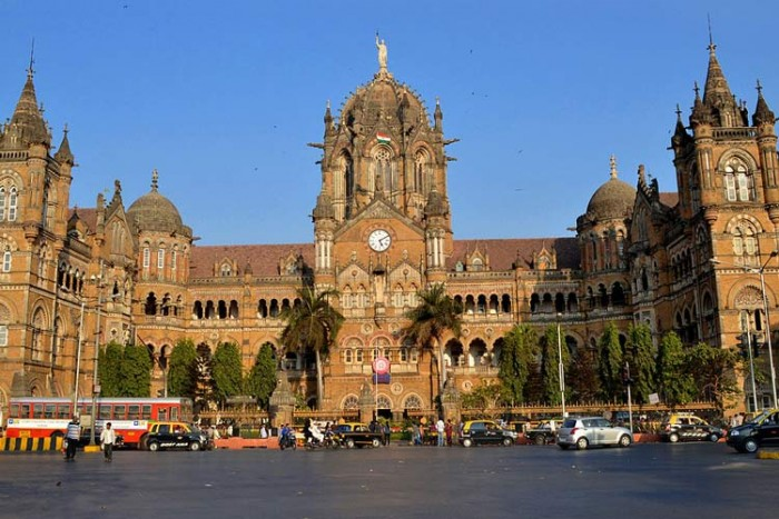 1280px-The_Chhatrapati_Shivaji_Terminus_(CST) ۱۰ ایستگاه قطار زیبای جهان ۱۰ ایستگاه قطار زیبای جهان 1280px The Chhatrapati Shivaji Terminus CST