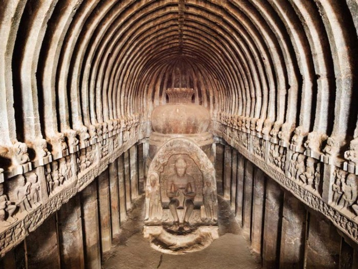 غار آجانتا هندوستان عکسهایی چشمنواز و زیبا که بیننده را به بازدید از هندوستان ترغیب میکنند عکسهایی چشمنواز و زیبا که بیننده را به بازدید از هندوستان ترغیب میکنند 13 ajanta caves india