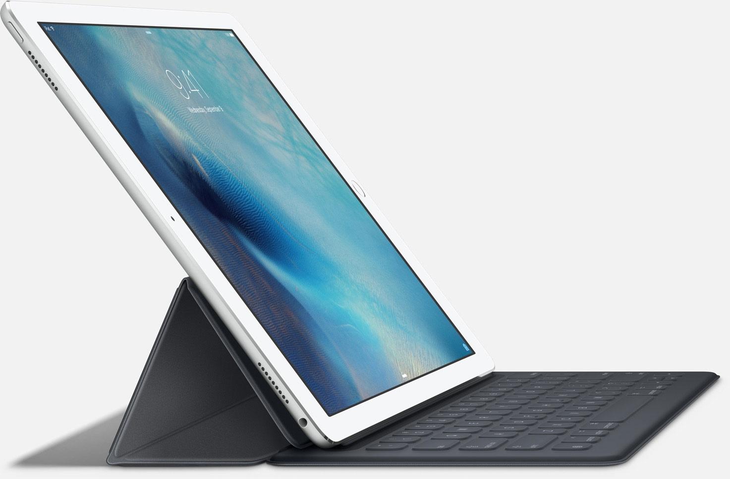 تبلت جدید اپل چه ویژگیهایی دارد؟/همکاری لاجیتک با اپل در ساخت کیبورد آی پد پرو تبلت جدید اپل چه ویژگیهایی دارد؟/همکاری لاجیتک با اپل در ساخت کیبورد آی پد پرو 15 9 10 105033smart keyboard large