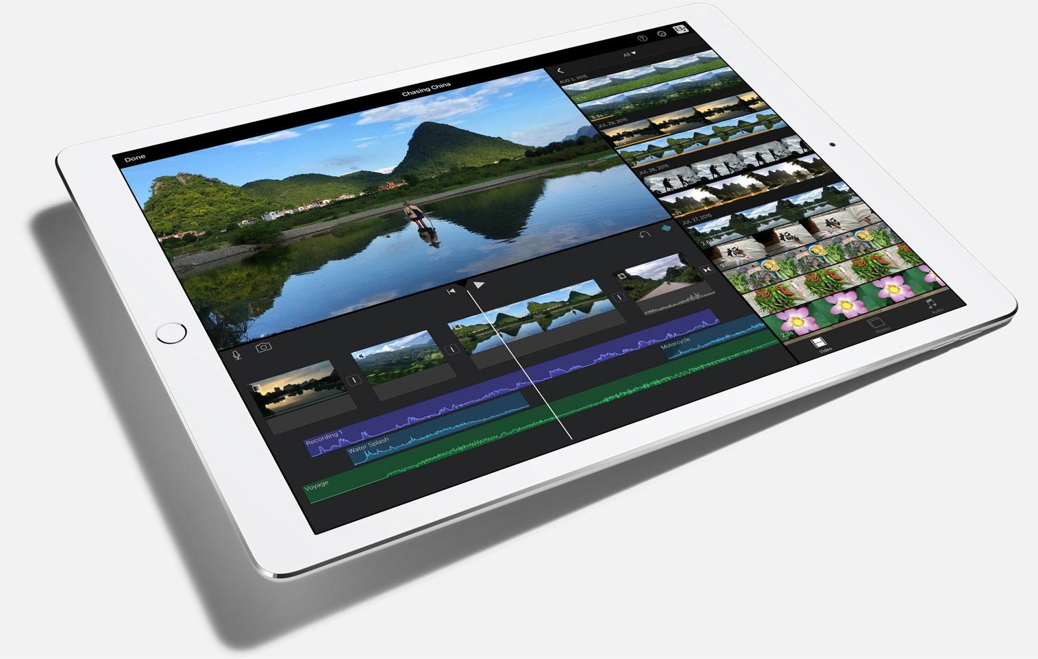 تبلت جدید اپل چه ویژگیهایی دارد؟/همکاری لاجیتک با اپل در ساخت کیبورد آی پد پرو تبلت جدید اپل چه ویژگیهایی دارد؟/همکاری لاجیتک با اپل در ساخت کیبورد آی پد پرو 15 9 10 105834bigger app imovie large