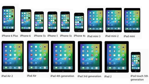 این گوشیها و تبلت ها از امروز میتوانند آی او اس 9 را دانلود و نصب کنند / عکس این گوشیها و تبلت ها از امروز میتوانند آی او اس 9 را دانلود و نصب کنند / عکس 15 9 16 55151ios 9 compatibility iphone ipad 650 80