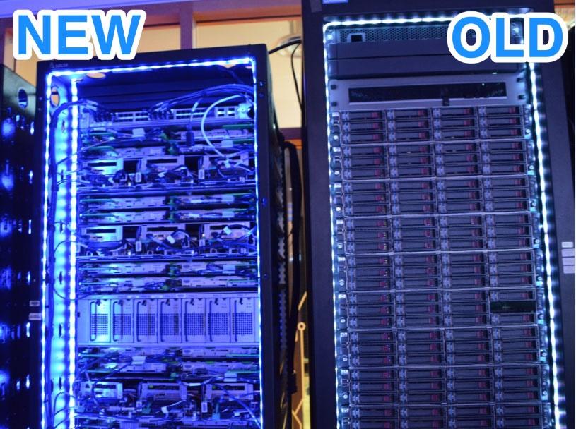 مغز فیس بوک؛ مکانی که عکس و دیتای 1.4 میلیارد کاربر فعال در آنجا ذخیره و مدیریت میشود را ببینید مغز فیس بوک؛ مکانی که عکس و دیتای 1.4 میلیارد کاربر فعال در آنجا ذخیره و مدیریت میشود را ببینید 15 9 20 2335514