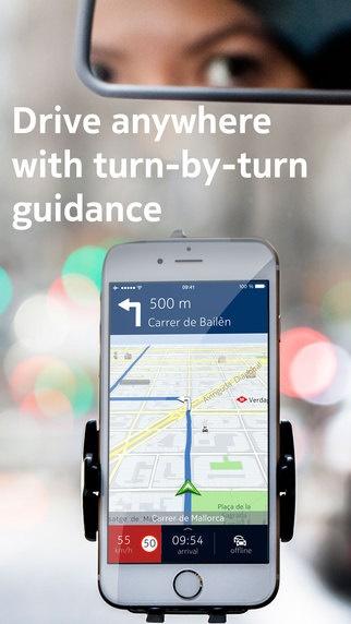 4 اپلیکیشن ضروری که باید روی گوشی خود نصب کنید 4 اپلیکیشن ضروری که باید روی گوشی خود نصب کنید 15 9 25 104921Here Maps