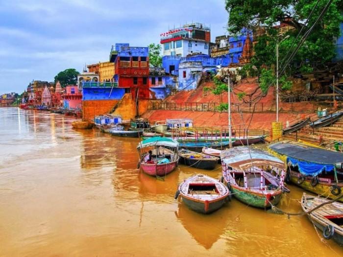 رودخانه گنگ عکسهایی چشمنواز و زیبا که بیننده را به بازدید از هندوستان ترغیب میکنند عکسهایی چشمنواز و زیبا که بیننده را به بازدید از هندوستان ترغیب میکنند 15 ganges river
