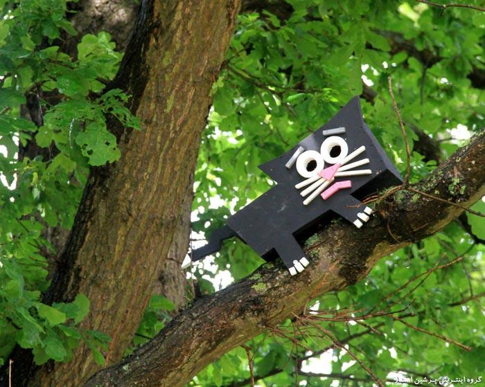 گروه اینترنتی پرشین استار | www.Persian-Star.org خلق مجسمه های چوبی از مواد بازیافتی خلق مجسمه های چوبی از مواد بازیافتی 19121