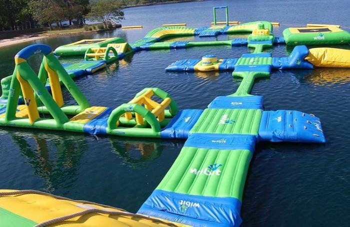 Wibit Sports GmbH در این پارکها به دنیای کودکیتان برگردید! در این پارکها به دنیای کودکیتان برگردید! 2031