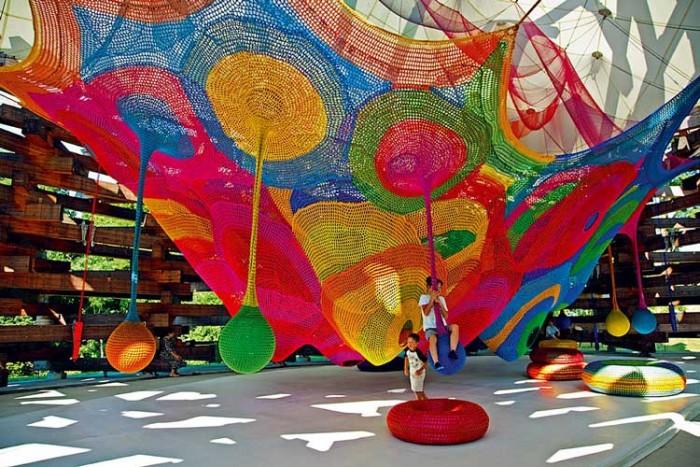 Woods of Net در این پارکها به دنیای کودکیتان برگردید! در این پارکها به دنیای کودکیتان برگردید! 204