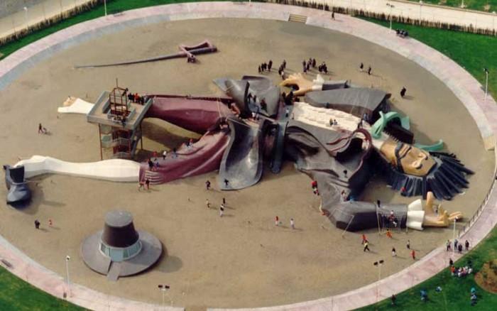 Parque Gulliver در این پارکها به دنیای کودکیتان برگردید! در این پارکها به دنیای کودکیتان برگردید! 206