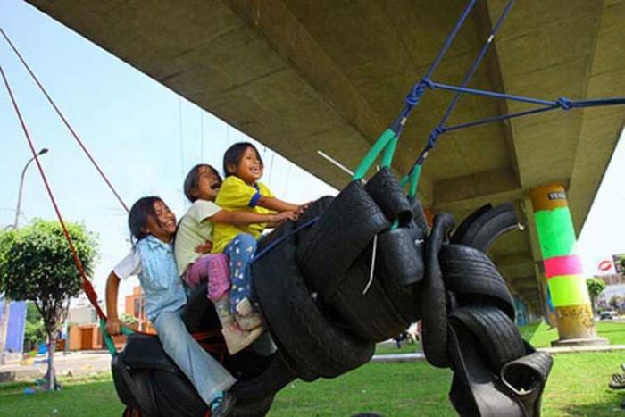 Ghost Train Park در این پارکها به دنیای کودکیتان برگردید! در این پارکها به دنیای کودکیتان برگردید! 208