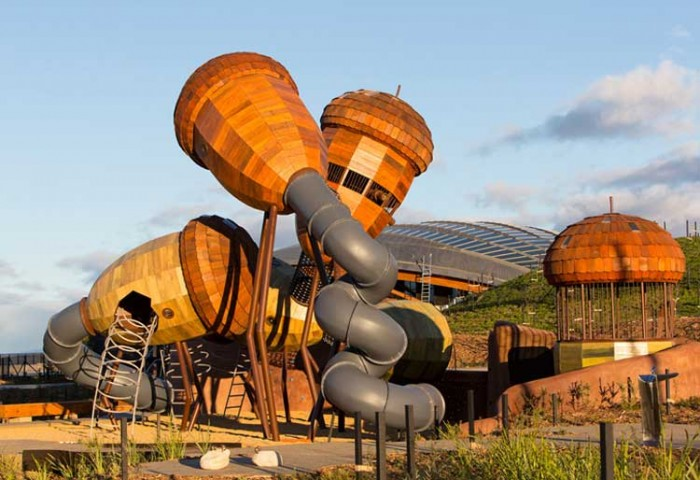 The National Arboretum در این پارکها به دنیای کودکیتان برگردید! در این پارکها به دنیای کودکیتان برگردید! 2101