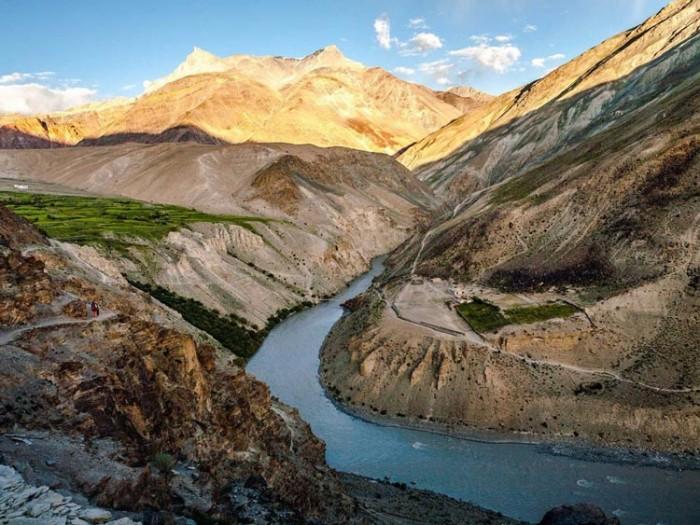 جنوب هندوستان عکسهایی چشمنواز و زیبا که بیننده را به بازدید از هندوستان ترغیب میکنند عکسهایی چشمنواز و زیبا که بیننده را به بازدید از هندوستان ترغیب میکنند 25 northern india rivers