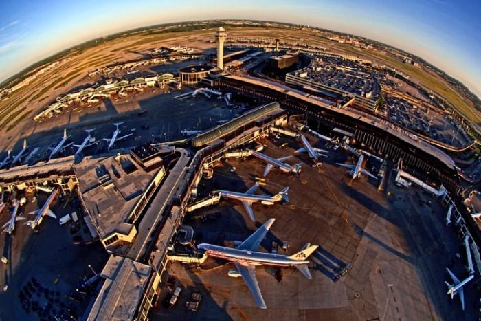 Chicago O'Hare International Airport شلوغ ترین فرودگاههای جهان شلوغ ترین فرودگاههای جهان 298 1ohare international airport  chicago  il