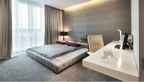 تختخواب های مسطحی که عاشقشان میشوید + عکس تختخواب های مسطحی که عاشقشان میشوید + عکس 6357376730672267251