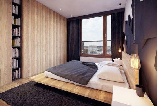 تختخواب های مسطحی که عاشقشان میشوید + عکس تختخواب های مسطحی که عاشقشان میشوید + عکس 6357376730673817511