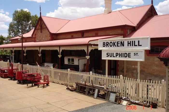 Broken-Hill-Railway-Mineral-+-Train-Museum-DSC00135 ۱۰ ایستگاه قطار زیبای جهان ۱۰ ایستگاه قطار زیبای جهان Broken Hill Railway Mineral Train Museum DSC00135