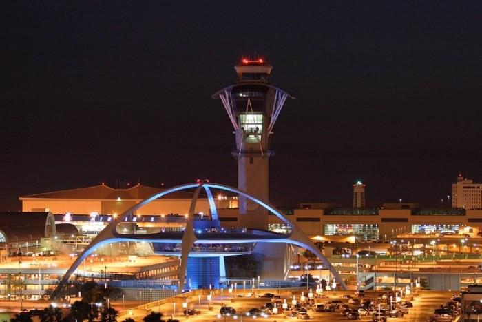 Los Angeles International Airport شلوغ ترین فرودگاههای جهان شلوغ ترین فرودگاههای جهان LAX