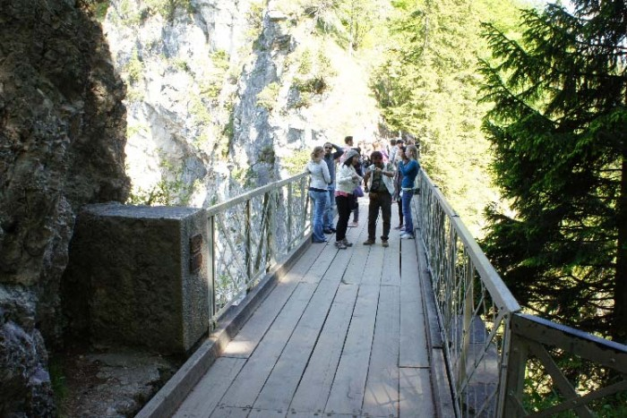 پل ۱۰ پل که عبور از آنها لرزه به اندامتان میاندازد ۱۰ پل که عبور از آنها لرزه به اندامتان میاندازد Marienbruecke bridge3