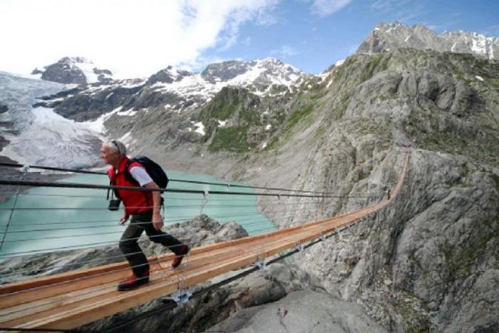 پل تریفت ۱۰ پل که عبور از آنها لرزه به اندامتان میاندازد ۱۰ پل که عبور از آنها لرزه به اندامتان میاندازد Trift Bridge3