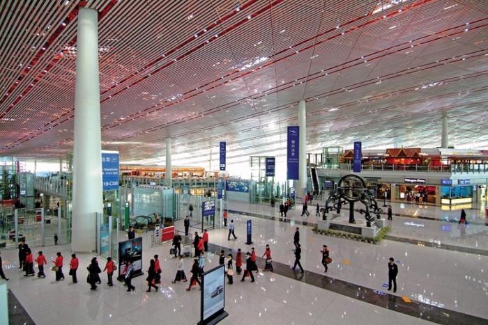 Beijing Capital International Airport شلوغ ترین فرودگاههای جهان شلوغ ترین فرودگاههای جهان beijing 1
