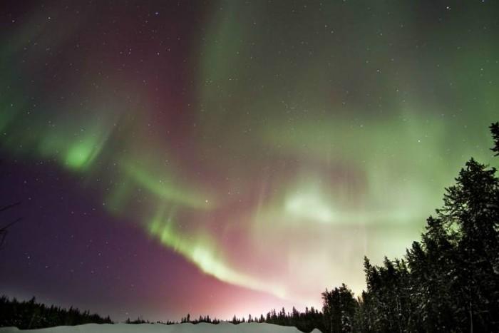شفق قطبی  ۸ جای فوق العاده دنیا برای رصد شفق قطبی ۸ جای فوق العاده دنیا برای رصد شفق قطبی canada11
