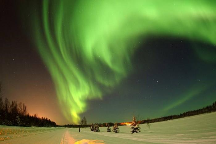 شفق قطبی  ۸ جای فوق العاده دنیا برای رصد شفق قطبی ۸ جای فوق العاده دنیا برای رصد شفق قطبی canada12