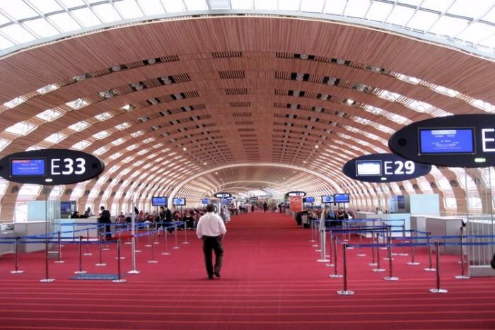Charles de Gaulle Airport شلوغ ترین فرودگاههای جهان شلوغ ترین فرودگاههای جهان charles de gaulle