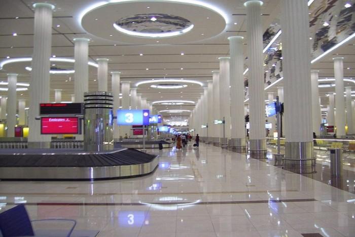 Dubai International Airport شلوغ ترین فرودگاههای جهان شلوغ ترین فرودگاههای جهان dubai intrnational airport