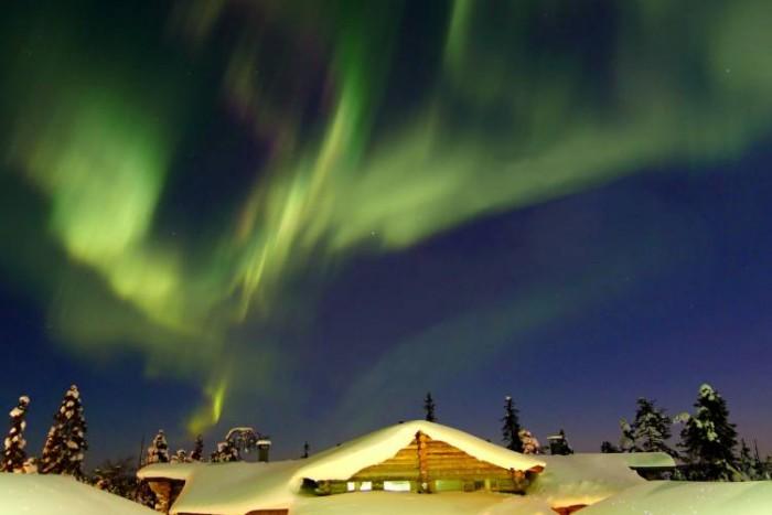 شفق قطبی  ۸ جای فوق العاده دنیا برای رصد شفق قطبی ۸ جای فوق العاده دنیا برای رصد شفق قطبی finland11