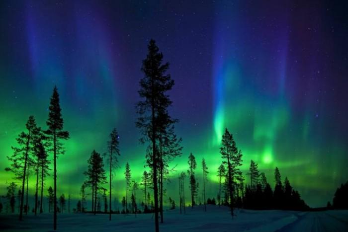 شفق قطبی  ۸ جای فوق العاده دنیا برای رصد شفق قطبی ۸ جای فوق العاده دنیا برای رصد شفق قطبی finland111
