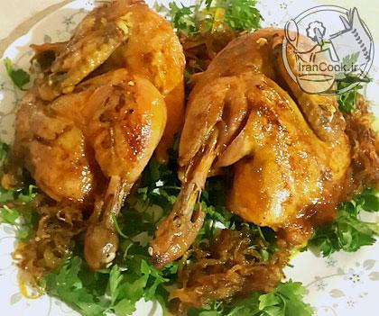 مرغ شکم پر مرغ شکم پر بدون فر مرغ شکم پر بدون فر morgh shekampor digi1
