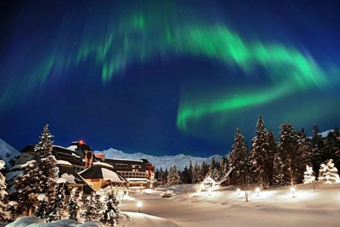 شفق قطبی  ۸ جای فوق العاده دنیا برای رصد شفق قطبی ۸ جای فوق العاده دنیا برای رصد شفق قطبی usa21