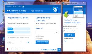 Teanmviewer5 نحوه نصب نرم افزار Teamviewer به همراه کرک آن نحوه نصب نرم افزار Teamviewer به همراه کرک آن Teanmviewer5