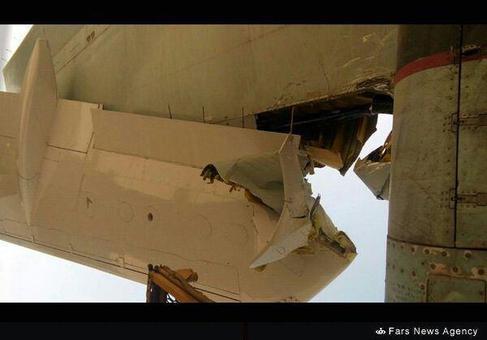 resized_1 (2) برخورد دو هواپیما در فرودگاه مهرآباد برخورد دو هواپیما در فرودگاه مهرآباد resized 1 2